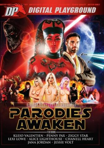 Digital Playground Presents Parodies Awaken 2016 XXX Movie