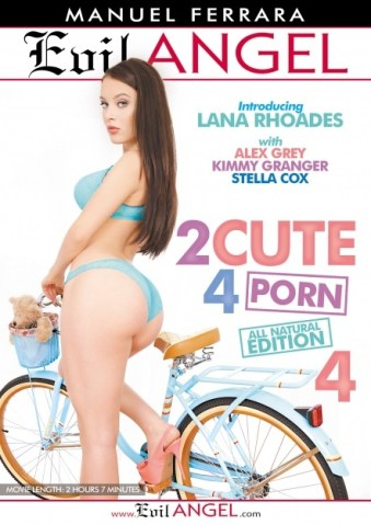 Evil Angel, Manuel Ferrara, Alex Grey, Kimmy Granger, Lana Rhoades, Stella Cox, Manuel Ferrara, Anal, Ass to mouth, Big Dick, Big Tits, Blonde, Blowjob, Brunette, Bubble Butt, College, Cum swallow, 2-cute-4-porn-04-2016-sexofilm