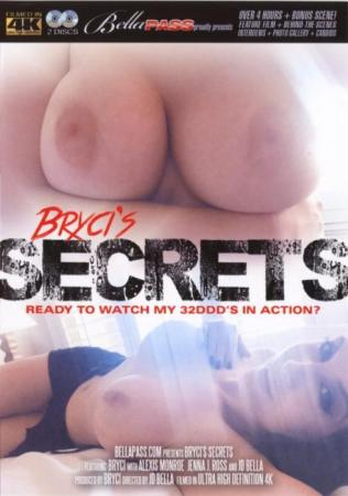 Bellapass, JD Bella, Bryci, Jenna J. Ross, Alexis Monroe, Big Boobs, Brunettes, Gonzo, Naturally Busty, Star showcase, 32DDD's In Action, Bryci's secrets (2016) - booby sexofilm