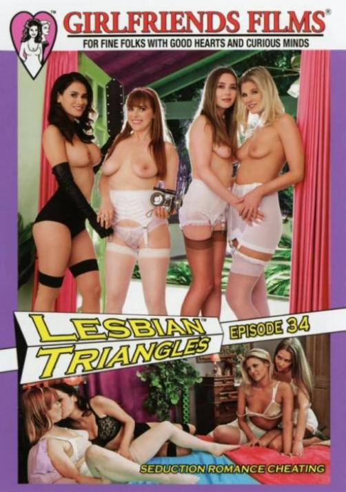Girlfriends Films, Kendra Lust, Penny Pax, Jodi West, Scarlet Red, Vanessa Veracruz, Mia Gold, Star Nine, Sabrina Deep, Lesbian, All Girl, Lesbian Triangles Series, Lesbian triangles 34 (2016) - most hottest sexofilm