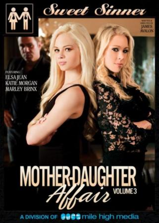 Sweet Sinner, James Avalon, Elsa Jean, Steven StCroix, Katie Morgan, Marley Brinx, Evan Stone, Steven St. Croix, Tyler Nixon, Teen (18+), MILF, Feature, Family Roleplay, Mother Daughter Affair, Mother-daughter affair vol. 3 (2016) - best sexofilm