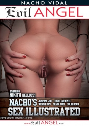 Nacho's Sex Illustrated, Nacho Vidal, Evil Angel, Jasmine Jae, Julia Roca, Nikita Bellucci, Sienna Day, Silvia Rubi, Thais Lafuente, Nacho Vidal, Big Dick, Big Tits, Blonde, Blowjob, Brunette, Bubble Butt, College, Cumshot, Cunilingus, Deepthroat, Nachos-sex-illustrated-2016-sexofilm