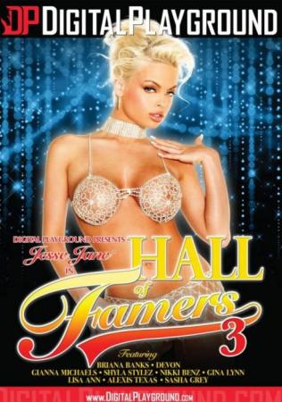 Hall of Famers 3, Digital Playground, Jesse Jane, Brian Banks, Devon, Gianna Michaels, Shyla Stylez, Nikki Benz, Gina Lynn, Lisa Ann, Alexis Texas, Sasha Grey, Big Boobs, Big Boobs, Big Cocks, Compilation, Digital Playground stars, steamy nasty sex