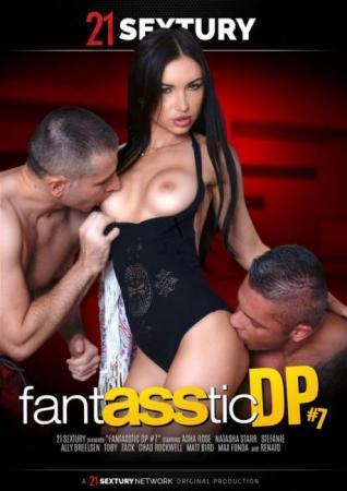 Fantasstic DP #7, 2017 Porn DVD, 21 Sextury Video, Pulse, Sasha Rose, Natasha Starr, Stefanie, Ally Breelsen, Toby, Zack, Chad Rockwell, Matt Bird, Max Fonda, Renato, All Sex, Double Penetration, Threesomes
