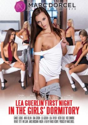 First Night in the Girls' Dormitory, Porn DVD, Marc Dorcel, Franck Vicomte, Candee Licous, Anita Bellini, Lea Guerlin, Gina Gerson, Lola Taylor, Victor Solo, Rico Simmons, Renato, Totti, Mr. Clark, James Brossman, Mugar, 18+ Teens, All Sex, College, European, Foreign