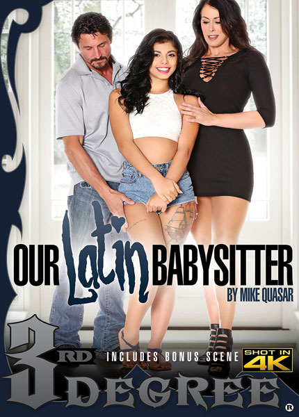 The babysitter porn movie