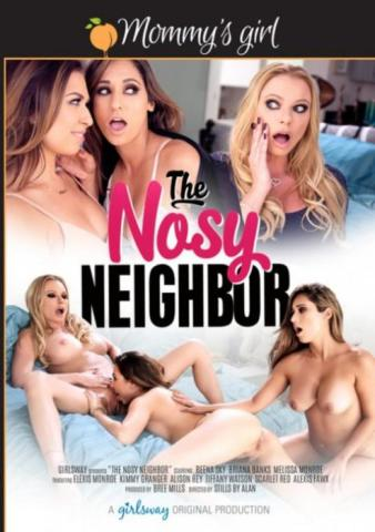 The Nosy Neighbor, Porn DVD, Girlsway, Stills By Alan, Reena Sky, Briana Banks, Melissa Monroe, Elexis Monroe, Kimmy Granger, Alison Rey, Tiffany Watson, Scarlet Red, Alexis Fawx, 18+ Teens, All Girl, Lesbian, All Sex, Family Roleplay, Mature, MILF, Young Females