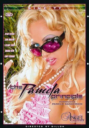 The Pamela Principle, Porn DVD, Sin City, Dillon, Stacy Silver, Jane Darling, Sharka Blue, Liliane Tiger, Cory Everson, Pamela Sandersin, Feature film, Foreign