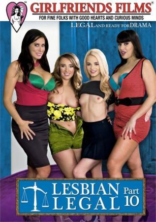 Girlfriends Films Presents Lesbian Legal Part 10 Adultdvd