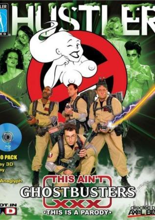 Hustler Presents This Ain't Ghostbusters XXX Parody