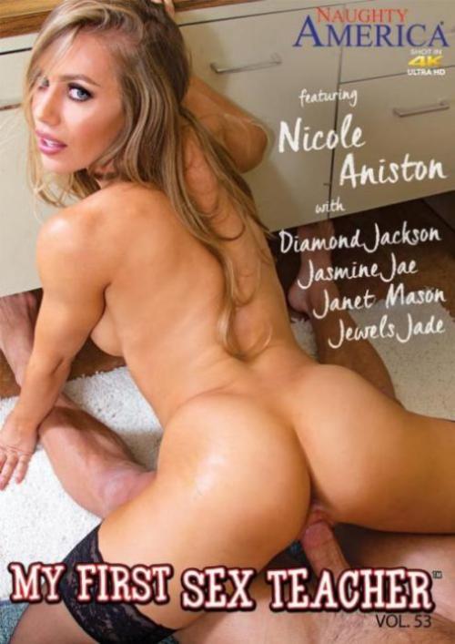 My First Sex Teacher Vol. 53, Naughty America, Nicole Aniston, Diamond Jackson, Jasmine Jae, Janet Mason, Jewels Jade, All Sex, MILF, Teachers