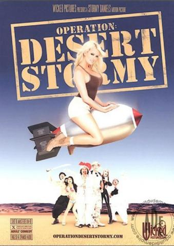 Operation: Desert Stormy Porn Parody Film