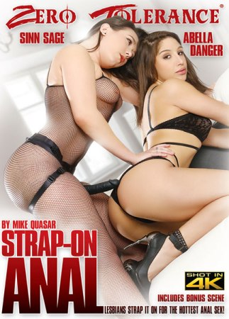 Strap-On Anal, 2017 Porn DVD, Zero Tolerance, Mike Quasar, Sinn Sage, Abella Danger, Kleio Valentien, Keisha Grey, Sinn Sage, Jenna Ivory, Felicity Feline, Charlotte Sartre, Janice Griffith, All Girl, Lesbian, All Sex, Anal, Sex Toy Play, Strap-Ons, Lesbians Strap, Hottest Anal Sex