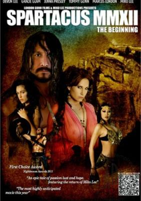 Wicked Pictures Presents Spartacus MMXII: The Beginning