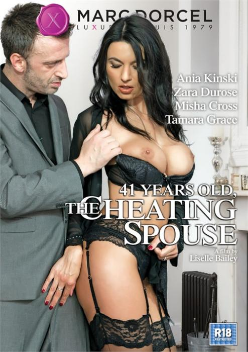 Marc Dorcel Present 41 Years Old, The Cheating Spouse Adult Movie