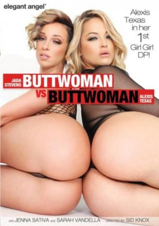 Buttwoman VS Buttwoman, Porn Movie, Elegant Angel, Sid Knox, Alexis Texas, Jada Stevens, Jenna Sativa, Sarah Vandella, Adult DVD, All Sex, Anal, Big Butt, Star showcase