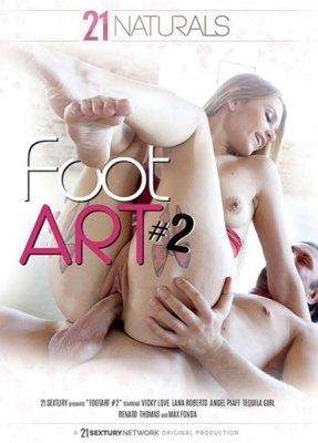 2017 Porn Movie, 21 Sextury Video, Foot Art, Vicky Love, Lana Roberts, Angel Piaff, Tequila Girl, Renato, Thomas, Max Fonda, Adult DVD, Foot Fetish