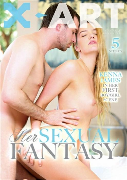 Her Sexual Fantasy, 2017 Porn Movie, X-Art, Jillian Janson, Kenna James, Alexa, Gina, Adult DVD, All Sex, First Girl, Amateur