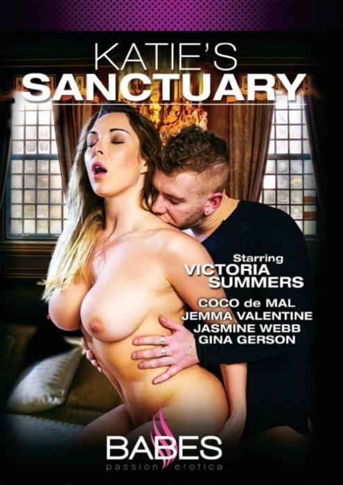 Katie's Sanctuary, 2017 Porn DVD, Babes, Victoria Summers, Coco De Mal, Jemma Valentine, Jasmine Webb, Gina Gerson, Feature, Prebooks, Couples Porn, European