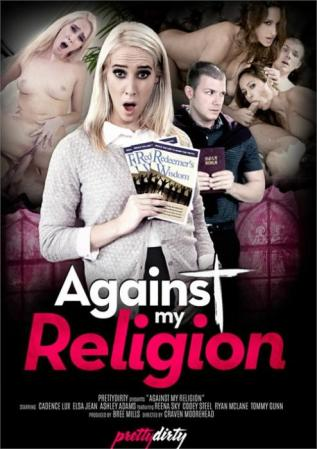 Pretty Dirty Presents Against My Religion Porn Parody Dvd