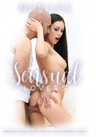 Sensual Lovers, Nubiles, Arwen Gold, Sandra Wellness, Sarah Kay, Crystal Greenvelle, Aurelia, Adult DVD, All Sex, Couples