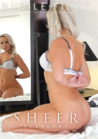 Sheer Pleasure XXX on DVD from Nubile Films