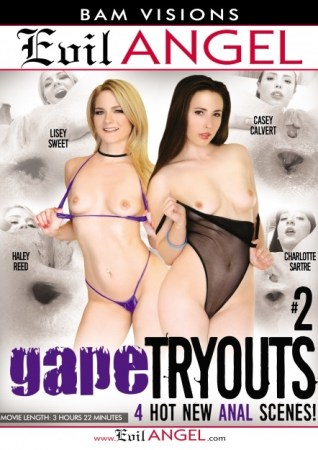 Porn Movie, Evil Angel, Gape Tryouts, Mick Blue, Maestro Claudio, Casey Calvert, Charlotte Sartre, Haley Reed, Lisey Sweet, Mick Blue, Adult DVD, Anal, Ass, Ass to mouth, Big Dick, Blonde, Blowjob, Brunette, Bubble Butt, College, Gaping