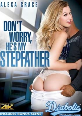 Don't Worry, He's My Stepfather XXX DVD from Diabolic Video