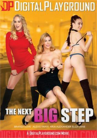 The Next Big Step XXX DVD from Digital Playground