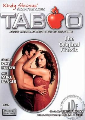 Taboo XXX DVD from Standard Digital