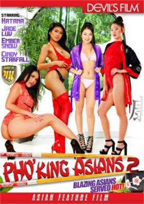 Pho'king Asians 2 Porn DVD from Devil's Film