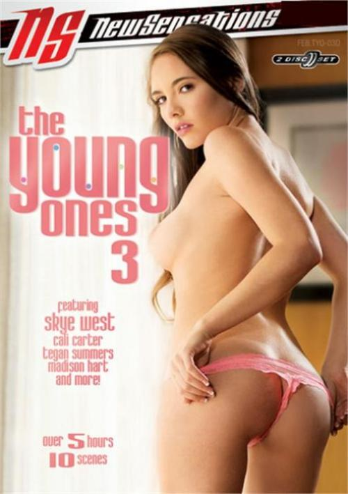 The Young Ones 3 XXX DVD from New Sensations