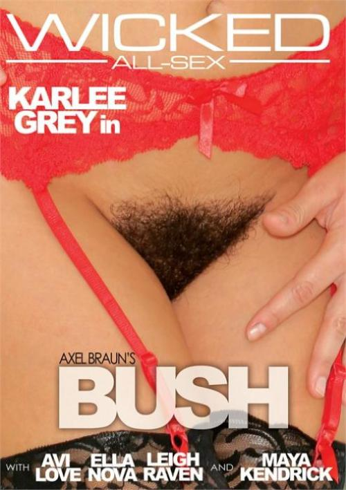 Axel Braun's Bush XXX DVD from Wicked Pictures