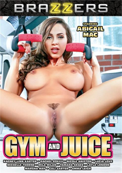 Gym And Juice Pornn DVD from Brazzers