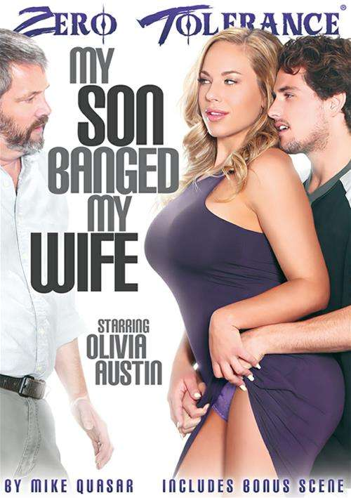 My Son Banged My Wife XXX DVD from Zero Tolerance Ent