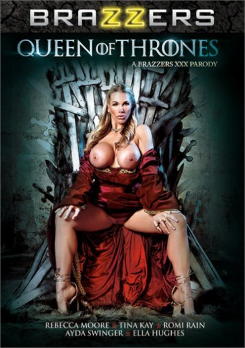 Queen Of Thrones A Brazzers XXX Parody