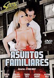 Asuntos Familiares XXX DVD Porno