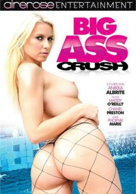 Big Ass Crush XXX DVD from Airerose Entertainment