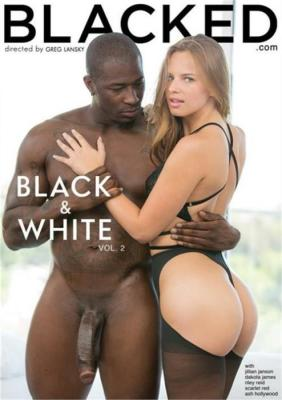 Blacked.com proudly presents porn series Black & White Vol. 2