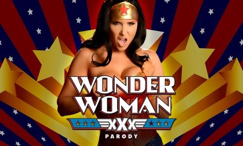 Brazzers Exxtra Romi Rain & Charles Dera - Wonder Woman A XXX Parody