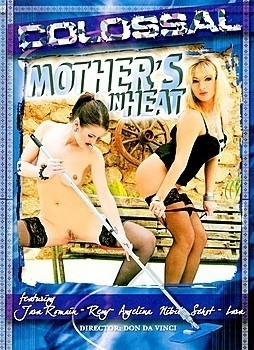 Mother's In Heat XXX Porn DVD