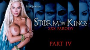 Storm Of Kings XXX Parody Part 4 Porn