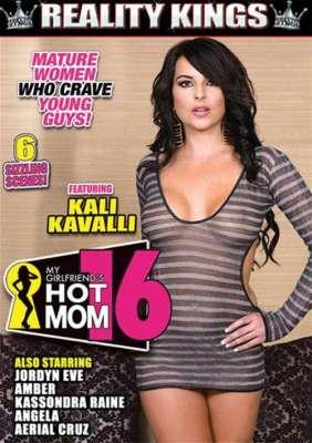 Reality Kings XXX DVD My Girlfriend's Hot Mom Vol. 16