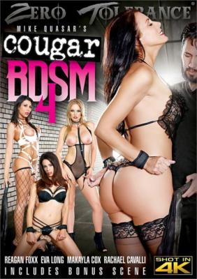 Cougar BDSM 4 XXX DVD from Zero Tolerance Ent