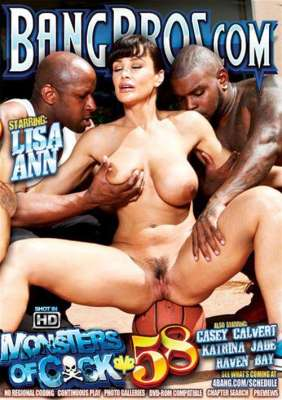Watch Monsters Of Cock Vol. 58 XXX DVD from Bang Bros Productions