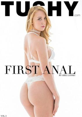 Watch Now Free First Anal Vol. 5 XXX DVD from Tushy