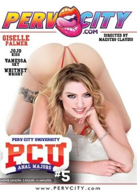 Watch Perv City University Anal Majors #5 Porn DVD on demand from Perv City