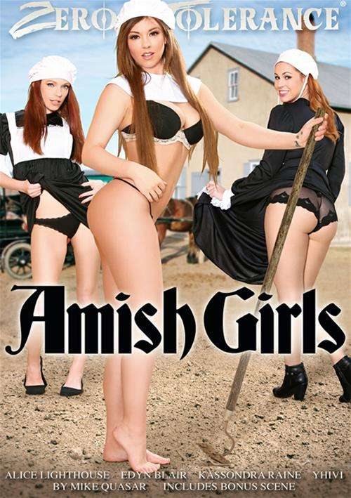 Girls nude amish