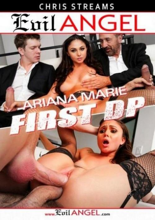 Streaming Download Ariana Marie First DP Makes Her Gape Porn video on demand from Evil Angel