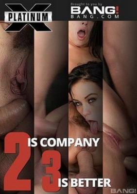2 Is Company 3 Is Better Porn DVD